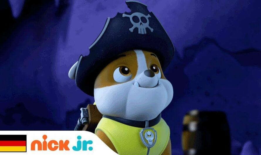 Abenteuer in der Piratenhöhle