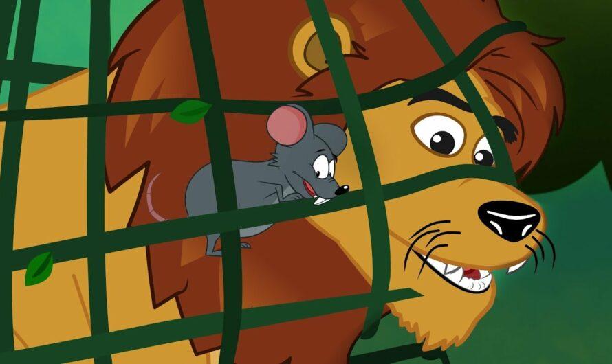 Der Löwe und die Maus