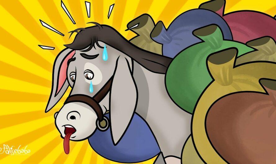 Das Pferd und der Esel